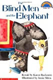 The Blind Men and the Elephant, Karen Backstein, 0590458132