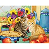 Great American Puzzle Factory Sweetie Pies 300 Piece Puzzle by Great American Puzzle Factory