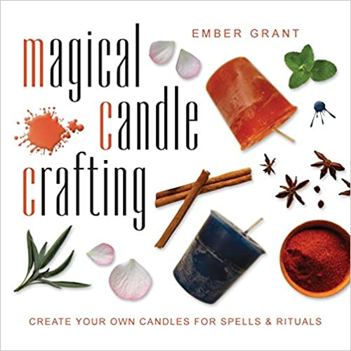 Create Your Own Candles for Spells /& Rituals Magical Candle Crafting