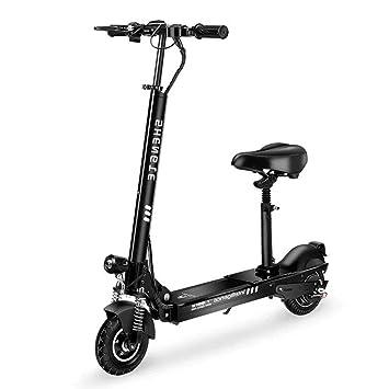 Amazon.com: ZBB Scooter eléctrico para adultos 350 W motor ...