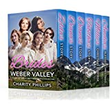 Brides Of Weber Valley: A Clean Historical Western Romance Collection
