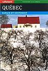 Québec : espace et sentiment par Batigne
