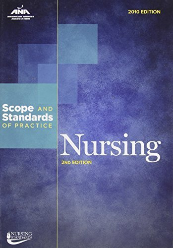 Nursing: Scope and Standards of Practice 2nd Edition by Ana, American Nurses Association (2010) Paperback
