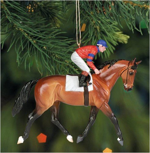 Breyer - Citation Ornament - Holiday