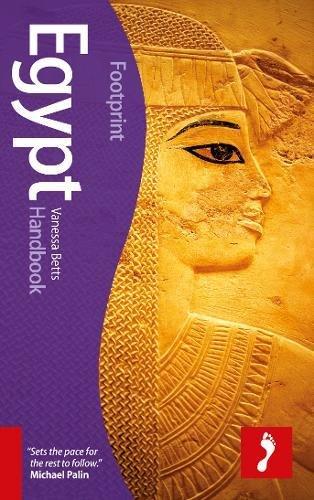 Egypt Handbook, 6th (Footprint - Handbooks)