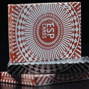 SOLOMAGIA ESP Origins Deck Only (Red) by Marchand de Trucs ...