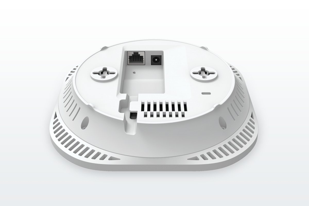 EnGenius Neutron Indoor Managed Ceiling-Mount AP IEEE 802.11AC Wireless Access Point, 5 Ghz, 2.40 Ghz - 6 x Internal Antennas (EWS360AP ) by EnGenius