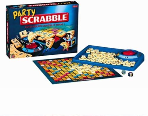Mattel – Juego de Tablero – Party Scrabble: Amazon.es: Juguetes y juegos