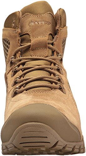 Bates Mens Shock FX Military and Tactical Boot Coyote sEj0CS8Bfh