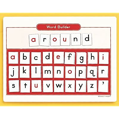 Primary Concepts, Magnetic Word Builder for Grades K-3: Toys & Games