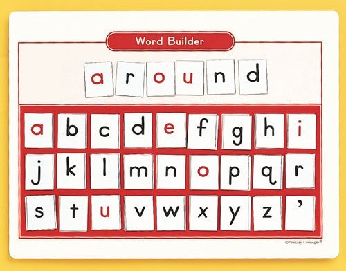 Primary Concepts, Magnetic Word Builder for Grades K-3 by Primary Concepts,