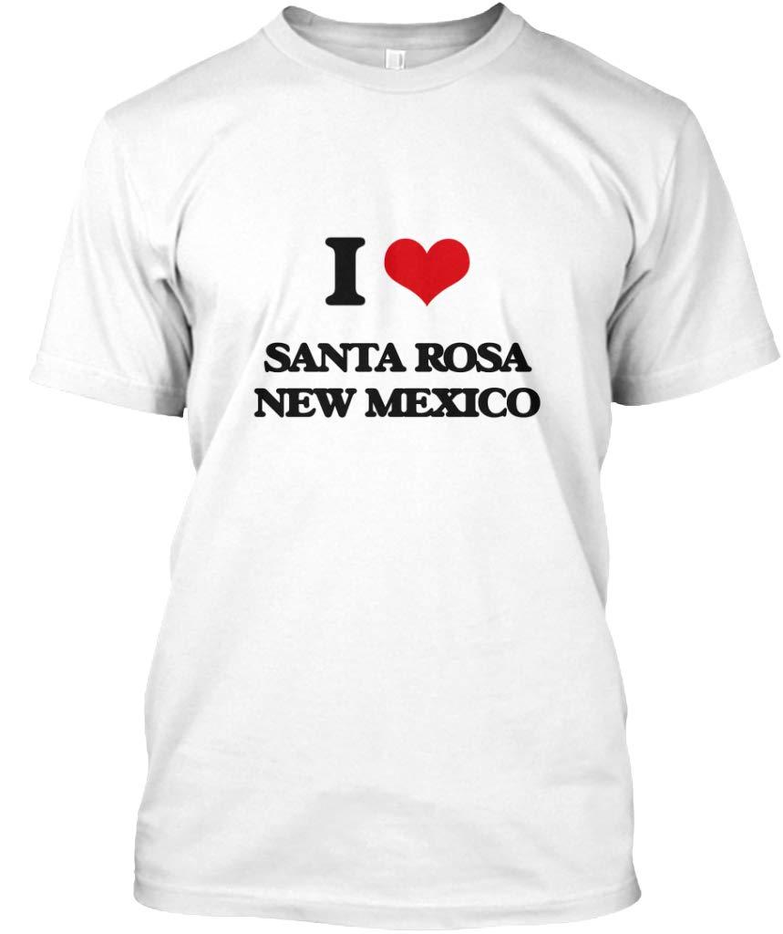 Amazon I Love Santa Rosa New Mexico Tshirt Hanes Tagless Tee