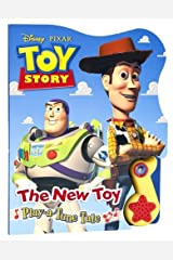 Toy Story Play-a-Tune Book: The New Toy Hardcover