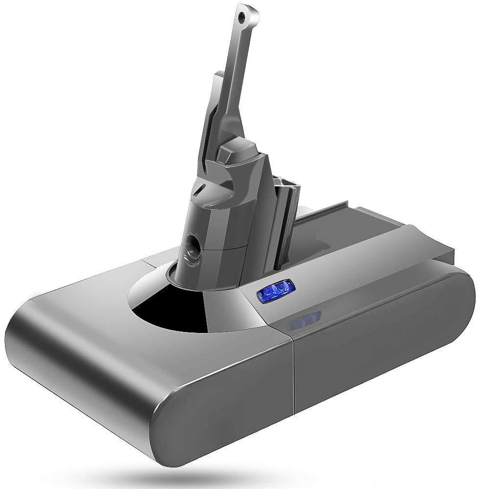 LiBatter 21.6V 3.2Ah Battery Compatible for Dyson V7 Motorhead Pro V7 Trigger V7 Animal V7 Car+Boat Dyson Vacuum Cleaner