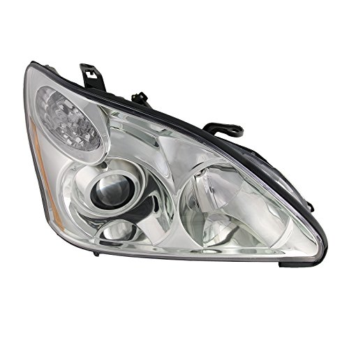 Lexus RX330 (Japan Built) New HID-Type Replacement Passenger Headlight (Lexus Rx330 Headlight Replacement)