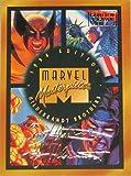Fleer Marvel Masterpieces 1994 Brothers Hildebrandt Series Complete 140 Card Base Set of Trading Cards