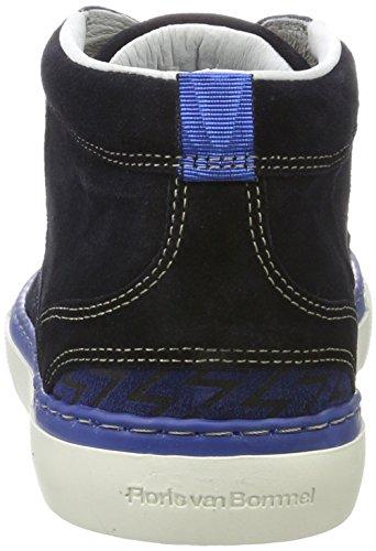 Floris van Bommel 10945/04, Zapatillas Altas para Hombre Blau (Blue)