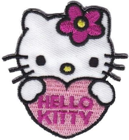 corazón con diseño de Hello Kitty pesas para los de encendido y ...