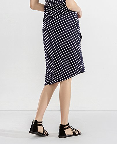 moda tacco donna alla Sandali alti Nero a Sandali 38 basso basso casual da estivi Pantofole piatti Sandali tacco con Tacchi DHG g7YIw