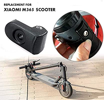 chuancheng Electric Scooter Folding Metal Hook for XIAOMI M365 Balance Bike Front Folding Buckle Clasp Fixed Peg Hooks Hoverboard Folding Hooks Rod for Xiaomi Mijia
