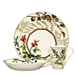 Noritake Berries and Brambles 4-Piece Place Setting