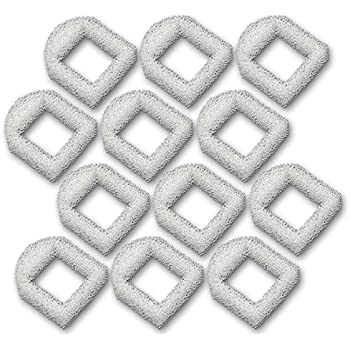 Zanyzap 12 Foam Pre-Filters for Drinkwell Stainless Steel 360, Lotus, Avalon, Pagoda Water Bowl (White)
