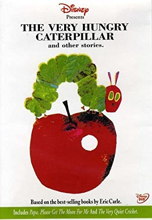 d7bcaf5af1d42 Amazon.com  The Very Hungry Caterpillar and Other Stories  Roger McGough