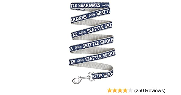 NFL PET ACCESSORIES - Largest Selection! 32 FOOTBALL TEAMS available in ALL  SIZES! Collars, Leashes, Seatbelts, Car Seat Covers, Natural Treats, Beds,