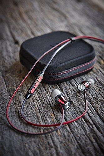 Sennheiser Momentum In-Ear (Android version) - Black Red by Sennheiser (Image #2)