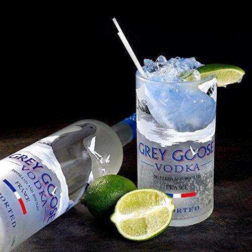 Grey Goose Vodka Handmade Tumbler 22oz Set