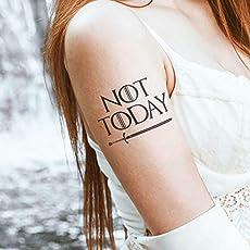 9e073b44f9f77 Amazon.com: Serotonin, Chemical Happiness - Temporary tattoo (Set of ...