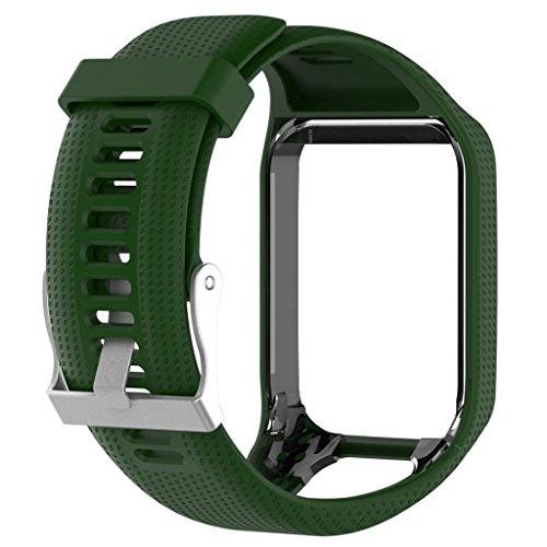 quad band watch - 2