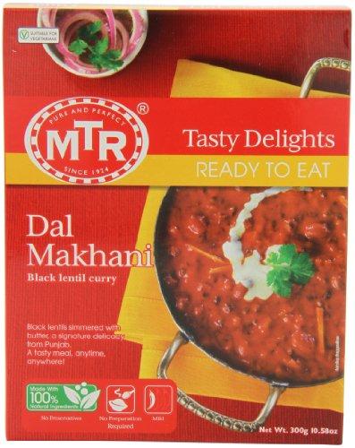 MTR Ready To Eat Dal Makhani, 10.58 Ounce