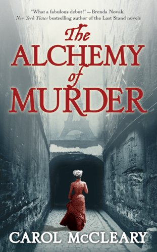book cover of The Alchemy of Murder