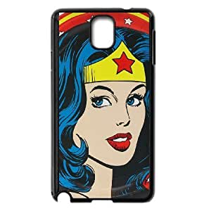 Steve-Brady Phone case Wonder Woman Protective Case For Samsung Galaxy NOTE4 Case Cover Pattern-2