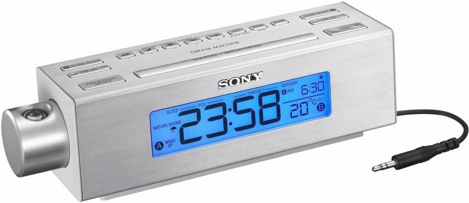Sony ICFC717PJS - Radio Portátil: Amazon.es: Electrónica