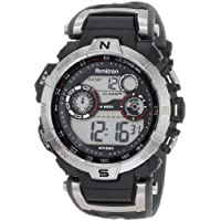 Armitron Sport Men's 408231RDGY Digital Watch