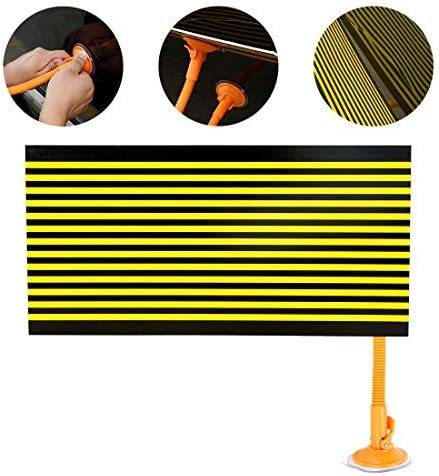 50Pcs Car Dent Puller Kit Easy to Use for Small Dent Repair Paintless Dent Removal Kit Repair Remover Tools