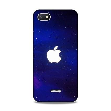 pretty nice 35513 36101 Luxocase Xiaomi Redmi Mi 6A Apple Looking Back Case: Amazon.in ...