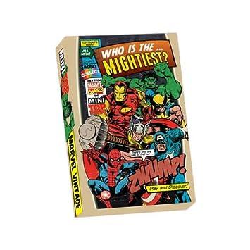Top Trumps Marvel Retro de Minis Game: Amazon.es: Juguetes y ...