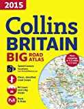 2015 Collins Big Road Atlas Britain, Collins Maps Staff, 0007555075