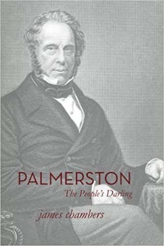 Book Palmerston: The People's Darling by Chambers, James (April 10, 2013)