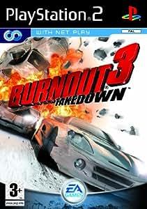 Burnout 3 Takedown Ps2 España