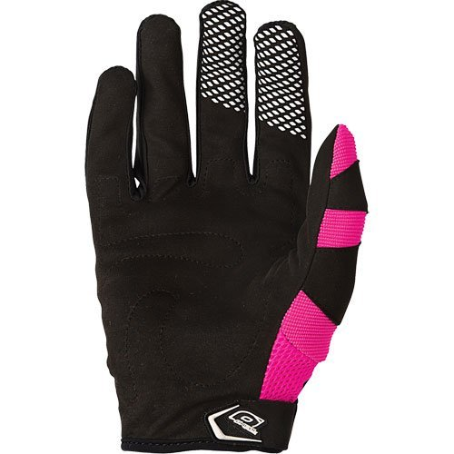O'Neal Women's Element Gloves (Pink, Size 9 - Element Womens Oneal