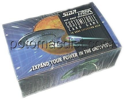 Star Trek CCG: Booster Box [Unlimited/Beta]