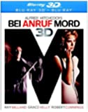 Alfred Hitchcocks Bei Anruf Mord [Blu-ray 3D]