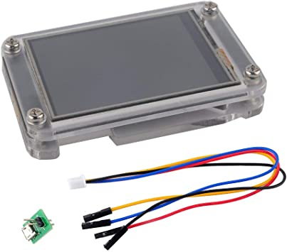 "Acrylic Case for Enhanced Nextion 2.4/"" 2.8/"" 3.2/"" 3.5/"" HMI LCD Display Screen"
