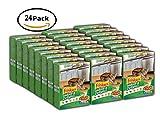 PACK OF 24 - Purina Friskies Indoor Delights Cat Food, 16.2 OZ