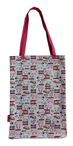 Selina-Jayne Schweine Limitierte Auflage Designer Baumwolltasche (Tote Bag)