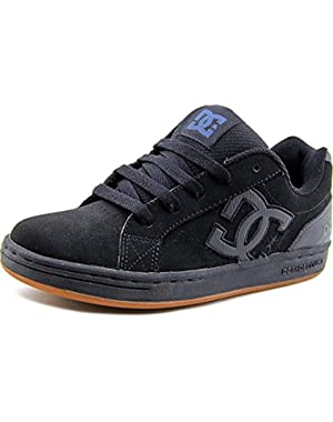 Shoes Clemente Round Toe Leather Skate Shoe